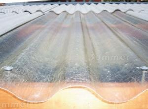 SHEDS xx - Translucent roof sheets