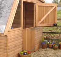 SHEDS - Door options