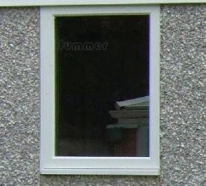 Options - colour finish PVCu windows
