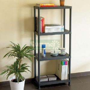 Shelving - plastic push fit