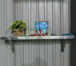 SHEDS - Shelving - steel (pair)