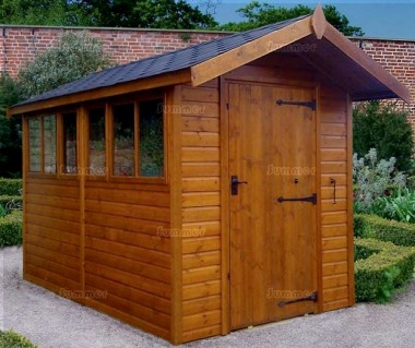 Malvern Stanford Shed - 6ft Wide