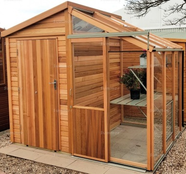 Alton Evolution Fusion 8 - Potting Shed