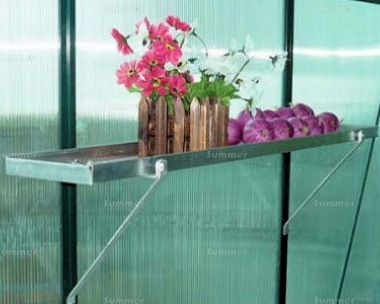 Aluminium Greenhouse Shelf 389