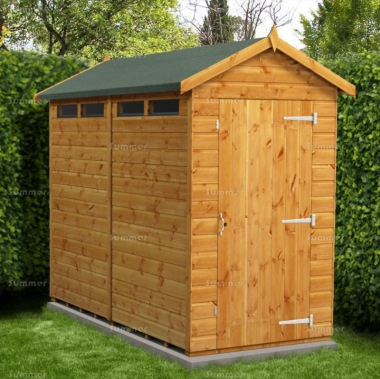 Apex Security Shed 875 - Fast Delivery, Many Possible Designs