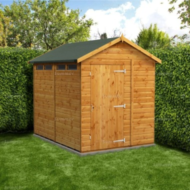 Apex Security Shed 876 - Fast Delivery, Many Possible Designs