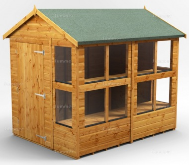 Apex Potting Shed 891 - Fast Delivery, Many Possible Designs