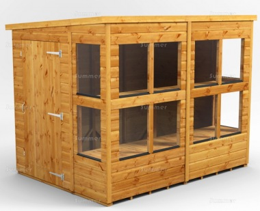 Pent Potting Shed 892 - Fast Delivery, Many Possible Designs