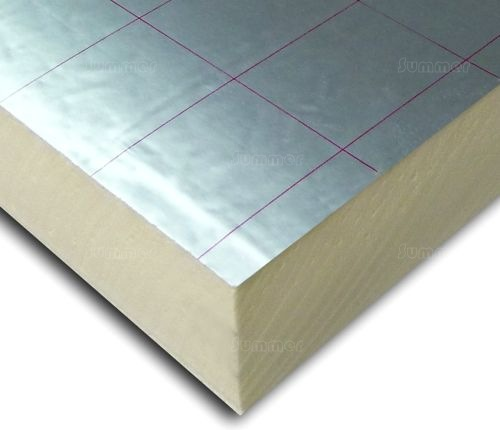 SHEDS - Roof Insulation - Roof insulation kit, 50mm thick to suit roofing felt or felt tiles